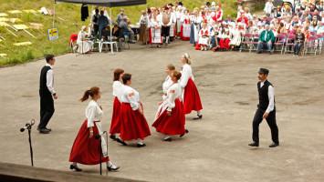 Laulu ja tanhujuhlat Rakvere