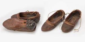 Обувь финки из Туутари - Kotit. Конец XIX века