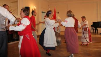 Общий танец