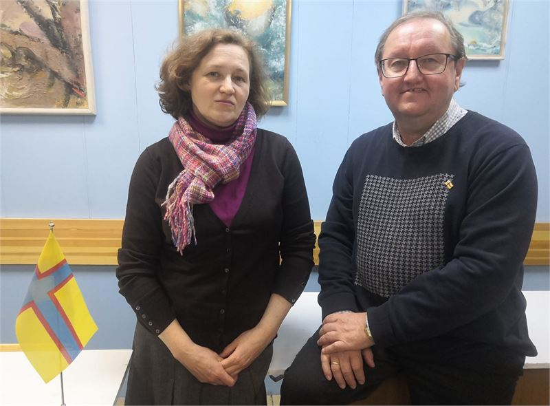 Elena Tikka ja Wladimir Kokko